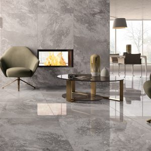Marmoker Nero Creta Polished 1600x3200x12mm