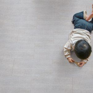 Fabric Textured Floor Tiles