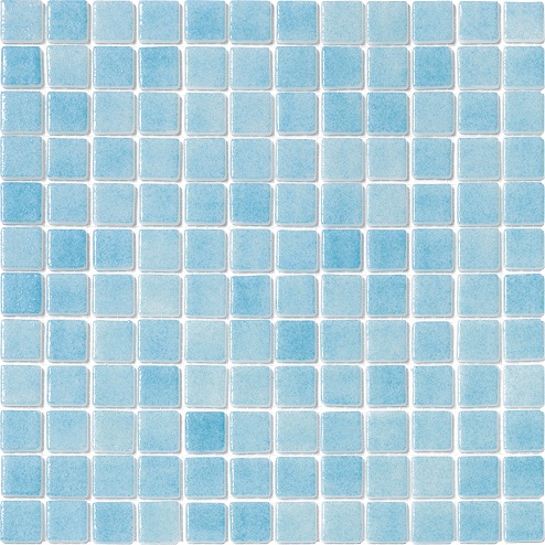 Groove Tiles & Stone spanish blue glass pool mosaics