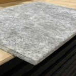 Outdoor Tiles - Granite Tiles - Desert Sand Flamed 400x600