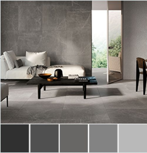 Cool Grey Tiles