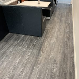 Vinyl Flooring - Midnight Oak