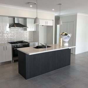 Kitchen Splashback Tiles - White Subway Tiles