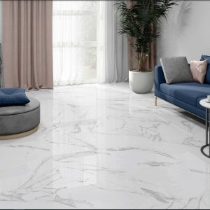 Carrara Marble Look Floors