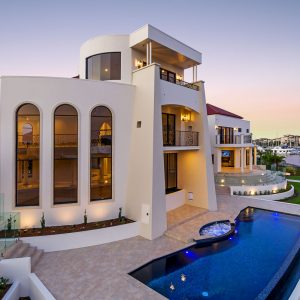 Luxury Gold Coast Home - Glass Mosaic Swimming Pool