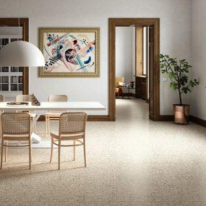 Terrazzo Floor Beige